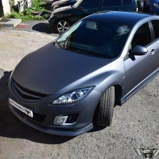 Тюнинг и оклейка Mazda6