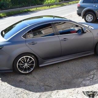 оклейка и тюнинг Mazda6